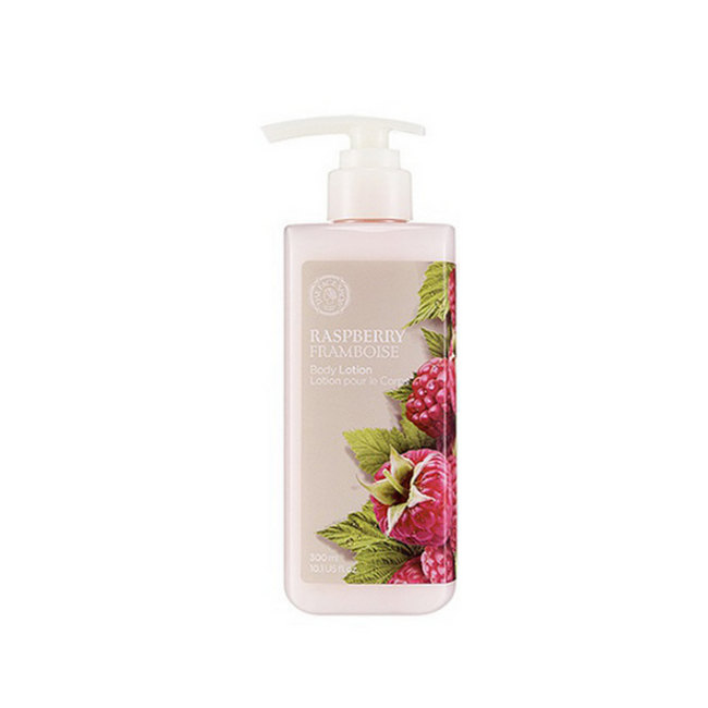 THEFACESHOP RASPBERRY BODY LOTION(GZ)