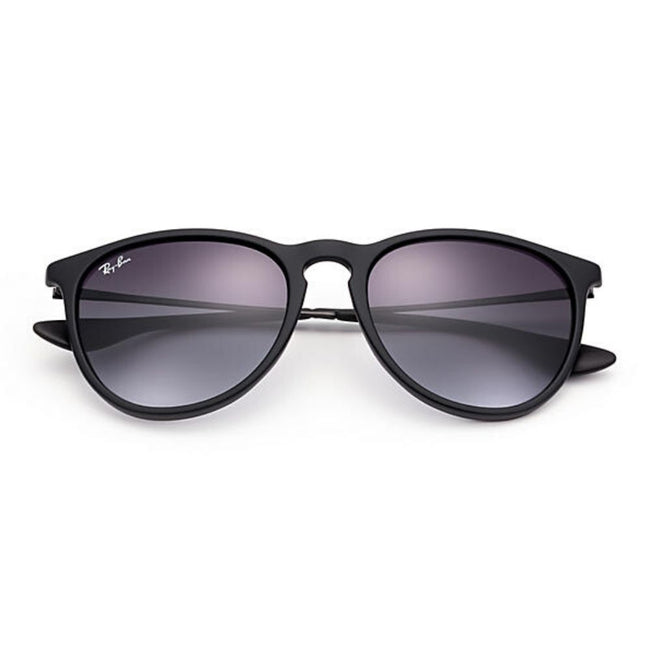 Ray Ban Men Phantos Rubber Black Sunglass