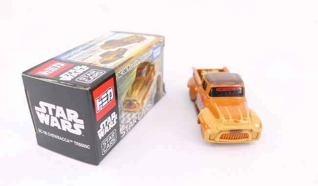 Tomica: SC-08 Star Wars Star Cars Cool