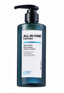 ALL-IN-ONE FOR MEN SKIN WASH
