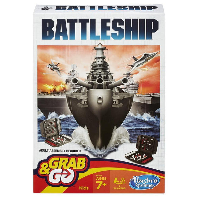 Gaming - Battleship Grab & Go