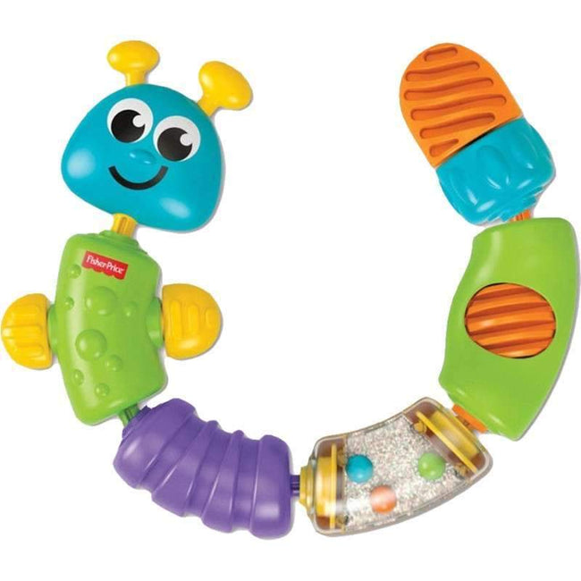 Fisher Price Snap Caterpillar