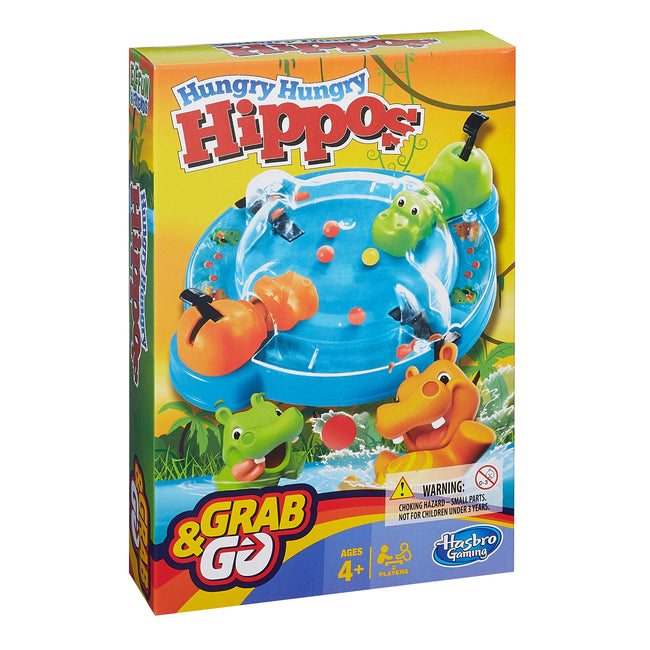 Gaming -  Hungry Hungry Hippo Grab and Go