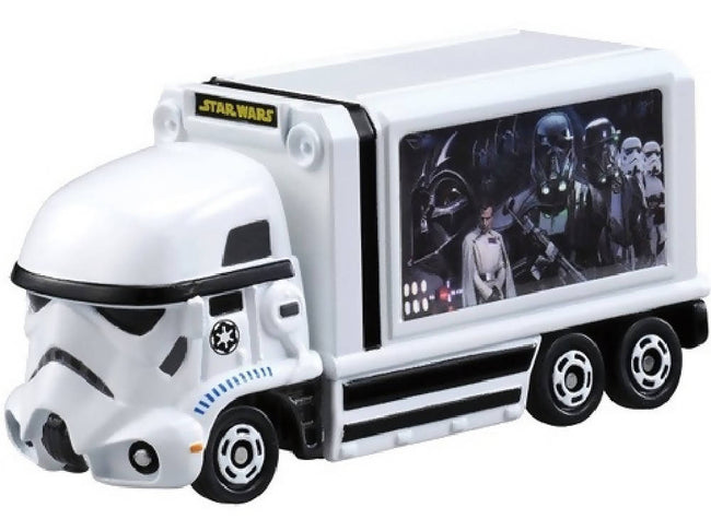 Tomica: SW STAR CARS STORMTROOPER