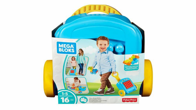 Mega Bloks Take-Along Builder