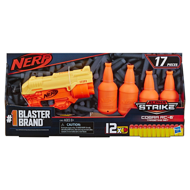 Nerf Alpha Strike Cobra RC 6 Targeting Set