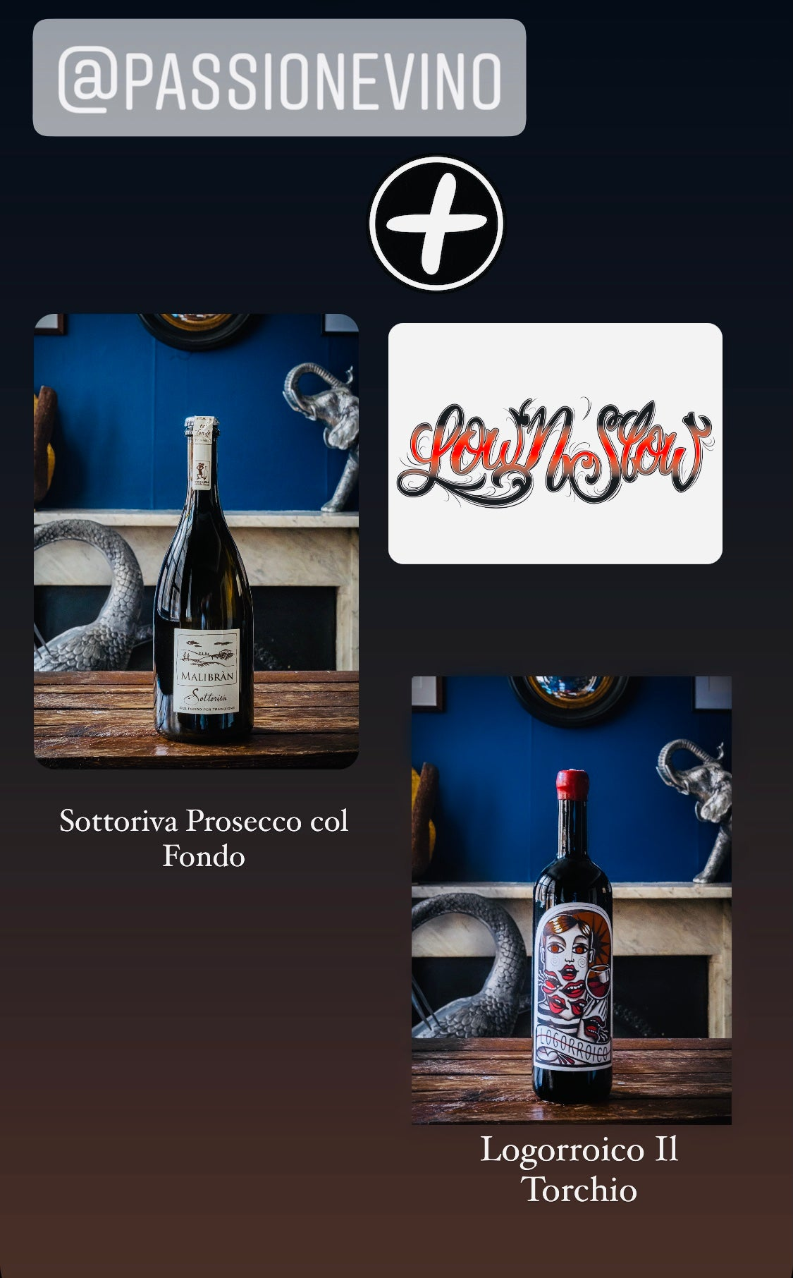 PASSIONE VINO Feat. Chef ANDY LOW & SLOW - San Valentine
