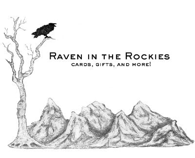 Raven in the Rockies