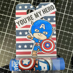 Super Hero Chapstick: Patriotic Guy