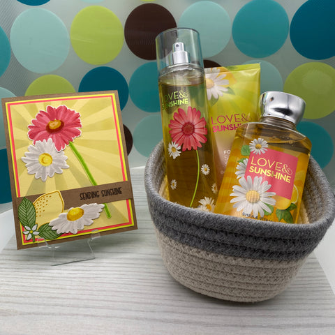 Gift Basket: Love & Sunshine