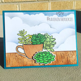 Gift Basket: Succulent Cup