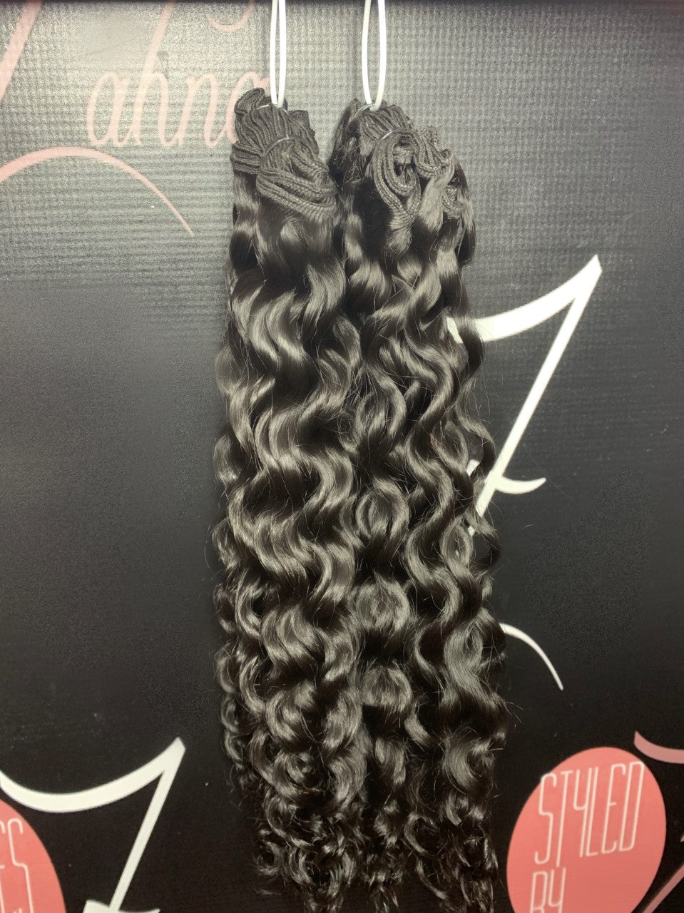 Curly | 2 Bundle Deal | Styled By Zahna - Styled By Zahna