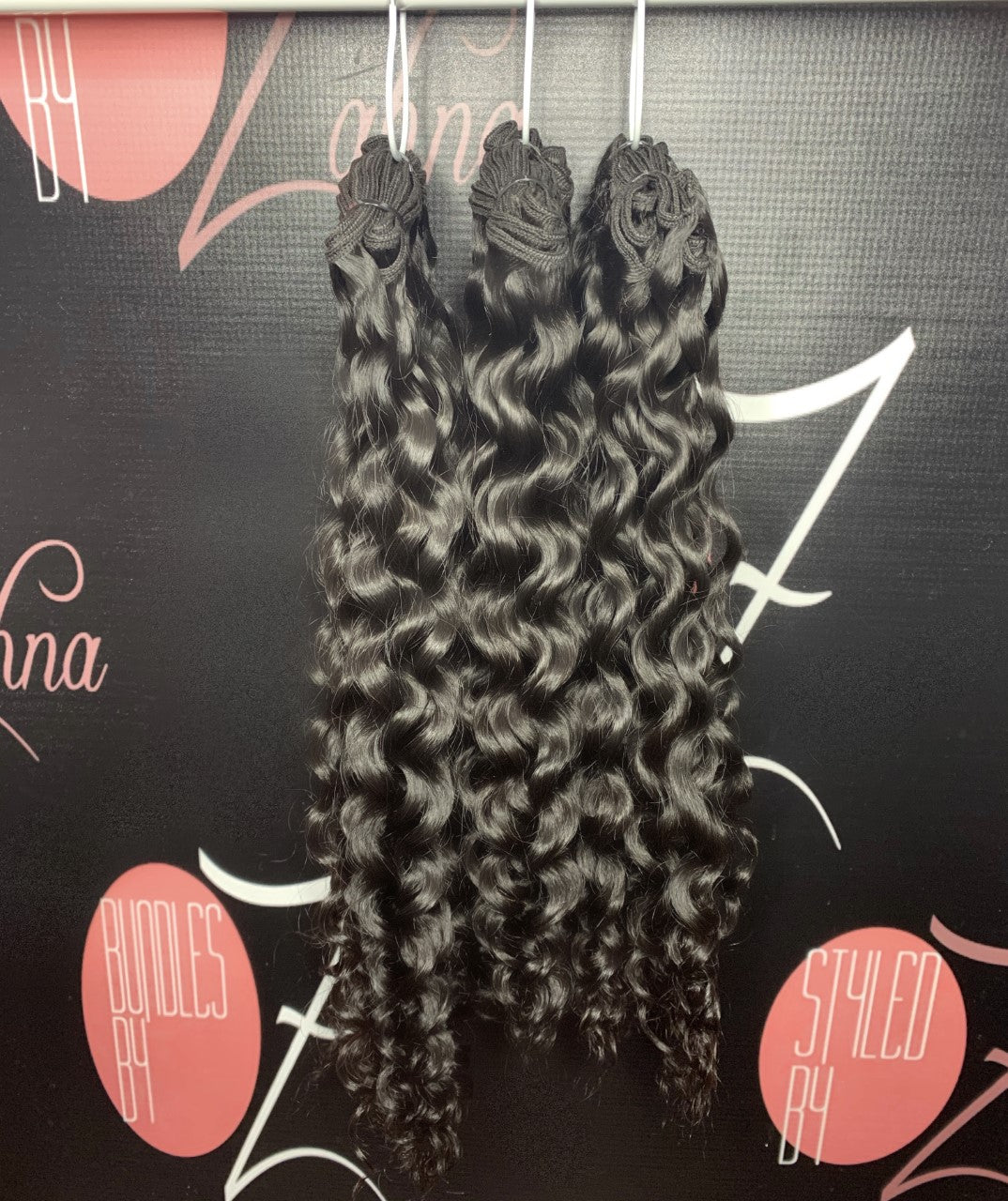 Curly | 3 Bundle Deal | Styled By Zahna - Styled By Zahna