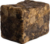 100% Raw Organic African Black Soap 1 LB