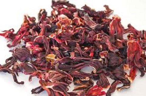 Red Hibiscus Tea | Dried Flower| Hand-Picked| Sifted| Herbal Tea