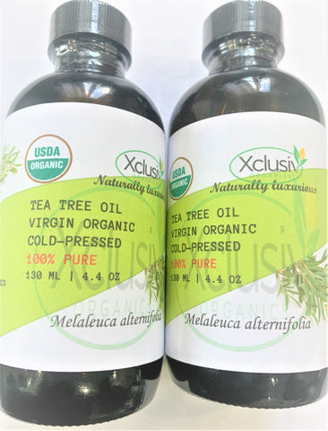 TEA TREE OIL-  100% Natural Massage Oil Control Moisturizing Pure Organic Tree Tea Essential Oils Skin Care 130 ML