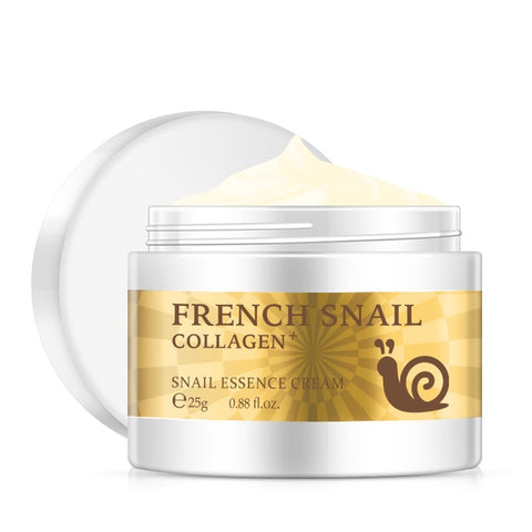 Snail Face Cream Collagen Anti-Wrinkle Anti-Aging Facial Day Cream