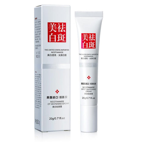 Powerful whitening cream Chinese face cream to remove freckles and dark spots 30g facial skin care whitening cream