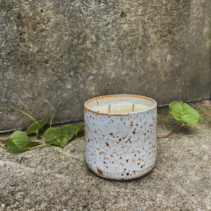Ceramic Candle - Coffee