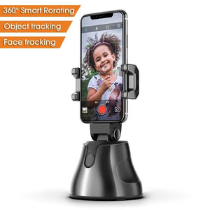 Auto Tracking 360 Smart Shooting Phone Holder