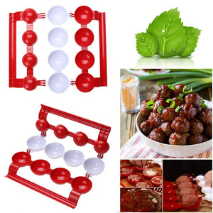 STUFFED MEATBALLS MAKER MOLD TOOL