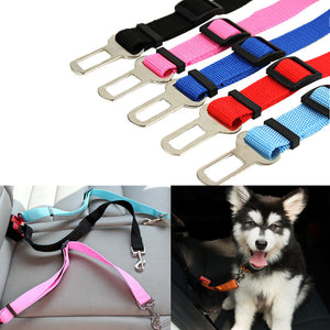 Vehicle Car Pet Dog Seat Belt Harness