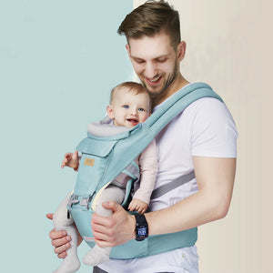 All-In-One Baby Carrier Holder
