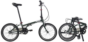 "DAHON ""Boardwalk i3"" 3-cambi - 20"""