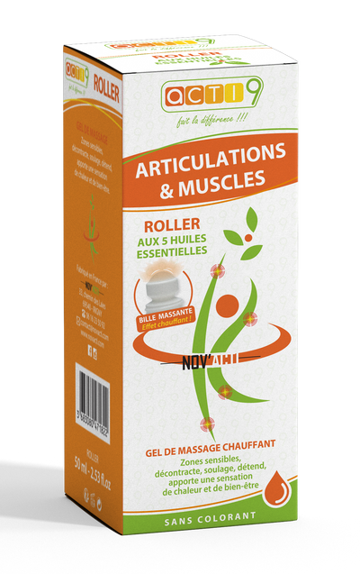 ACTI 9 ARTICULATIONS & MUSCLES (Roller)