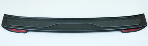 Toyota Fortuner Rear Step Sill Black