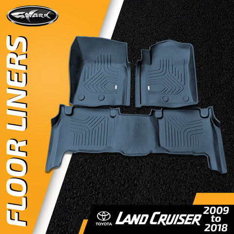 Toyota Land Cruiser '09-'18 Floorliner