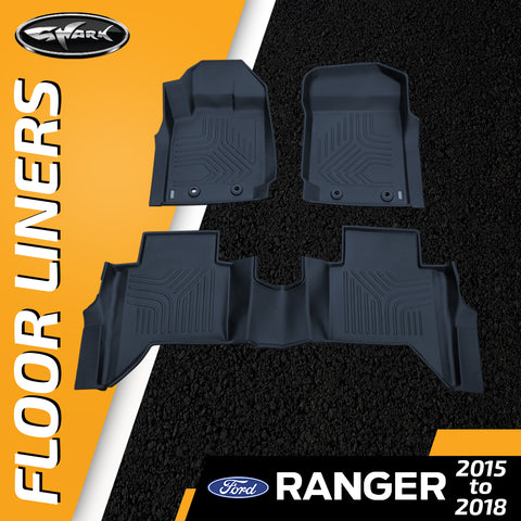 Ford Ranger '15-'20 Floorliner