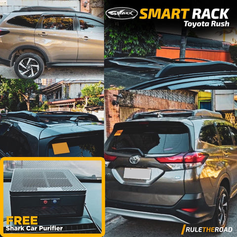 Toyota Rush Shark Smart Rack