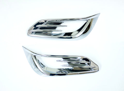 Isuzu MUX Foglight Front Cover