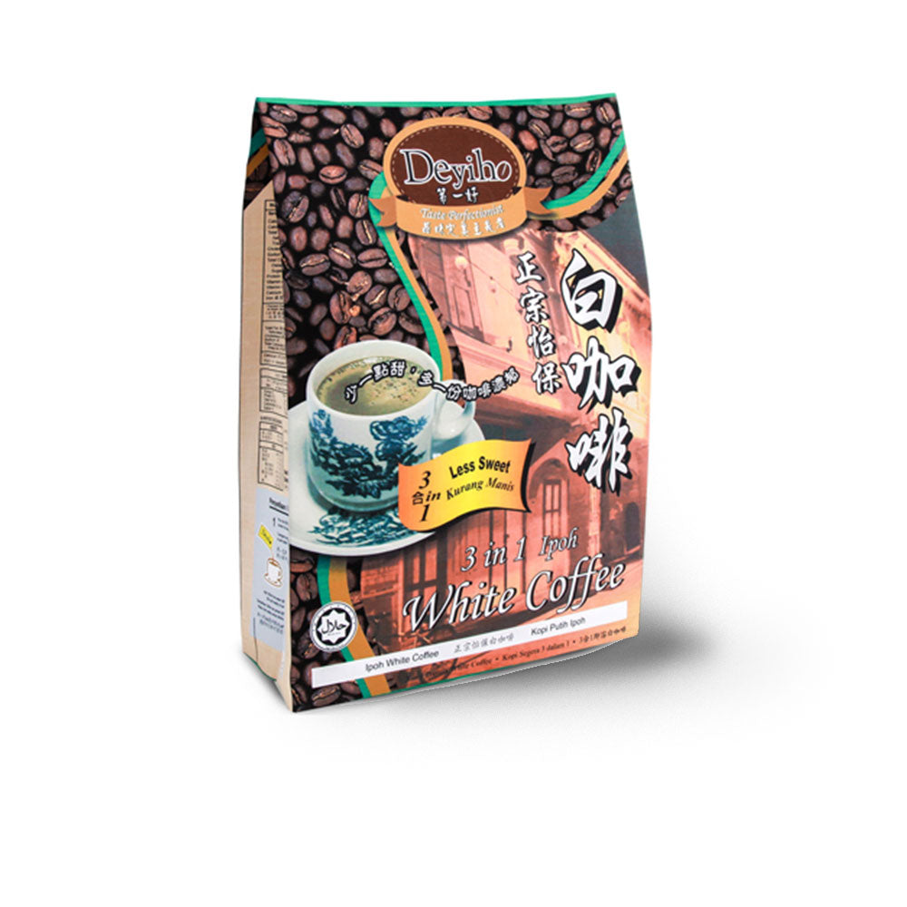 Deyiho 3 in 1 Less Sweet White Coffee