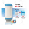 Dr Save Mini Vac Storage Set