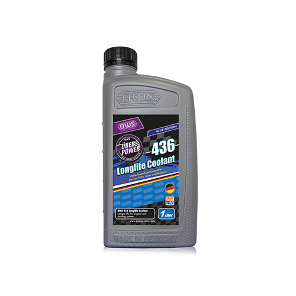 OWS Longlife Coolant Blue Edition (1L)