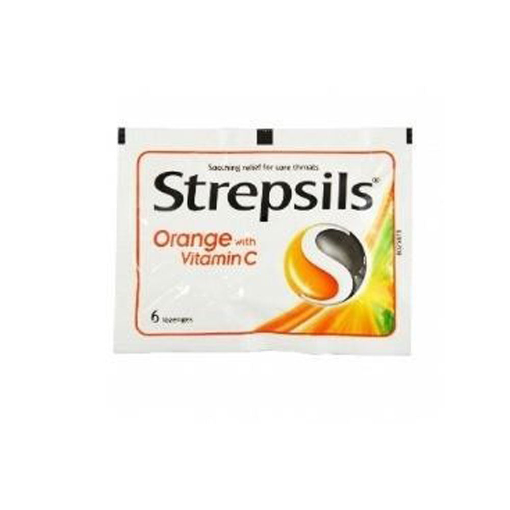 Strepsils 6's - Per Outer