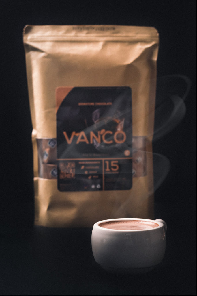 Vanco Coco Powder