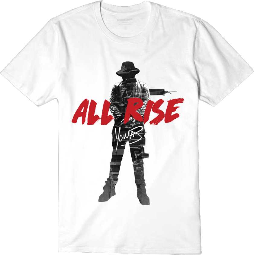 All Rise T-shirt