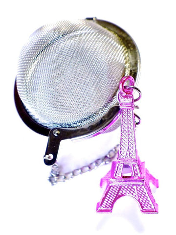 Eiffel tower tea infuser