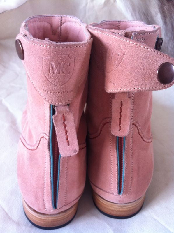 Pink Boots Margo&Cavall
