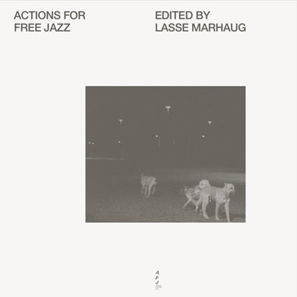 V/A - Actions For Free Jazz LP