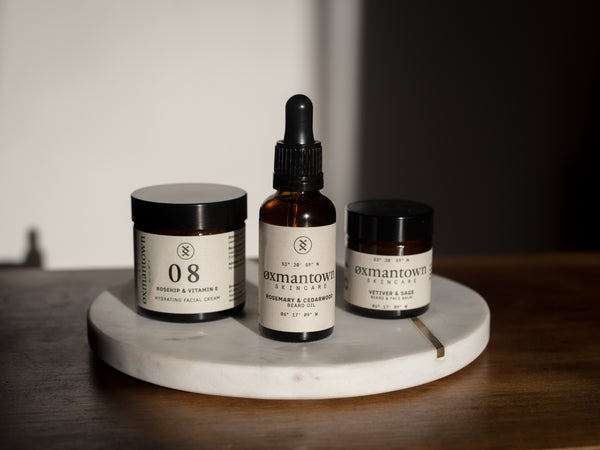 Vetiver & Sage - Beard and Face Balm