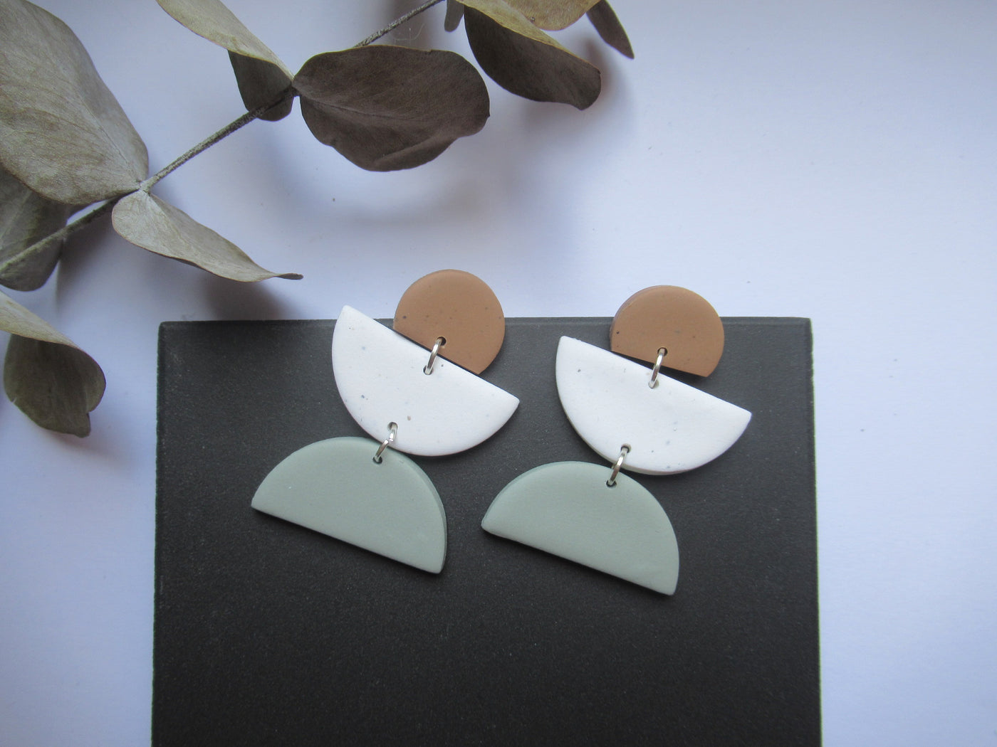 Cleo Polymer Earrings