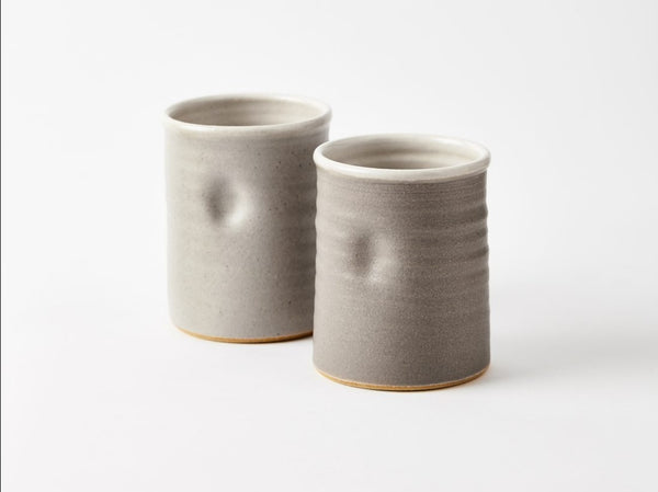 Large Beaker - Dark Grey