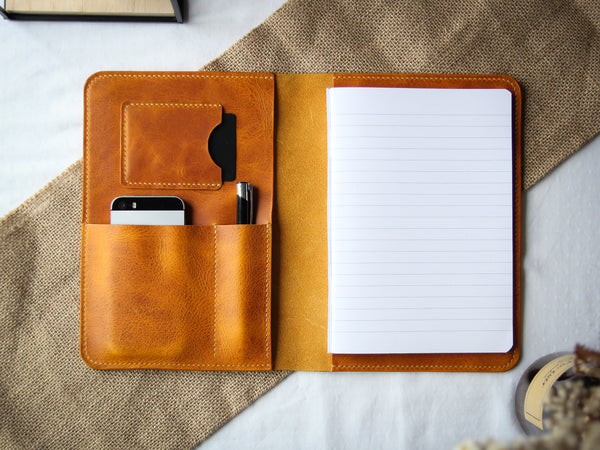 Leather Organiser - Various Colours