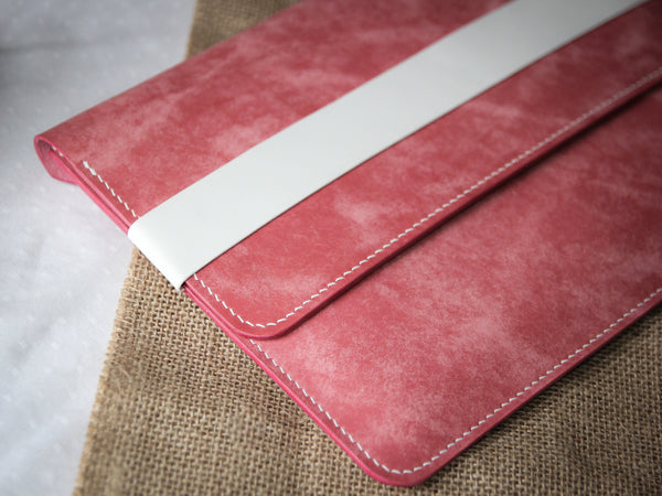Leather iPad Cover - Various Colours