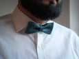 Bow Tie - Leather - Various Colours
