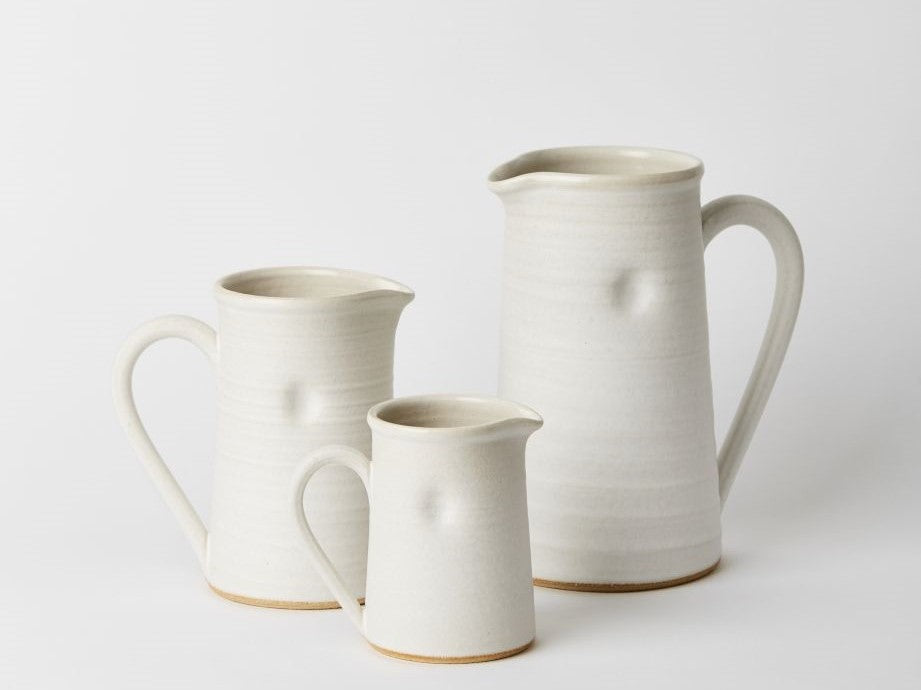 Jug - Large - White